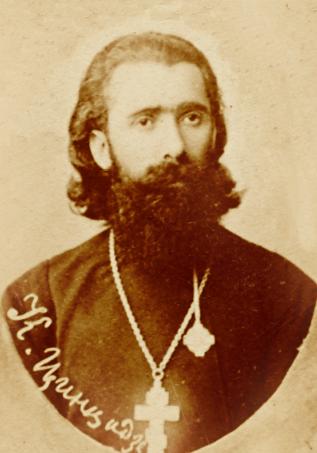 კალისტრატე ცინცაძე, 18 მაისი, 1898