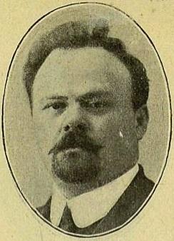 Akaki Chkhenkeli, 1913